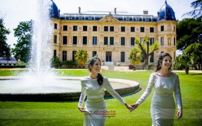 Boda Elena y Beatriz
