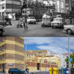 Cádiz, décadas de cambios / Paso a Nivel de la avenida Marconi